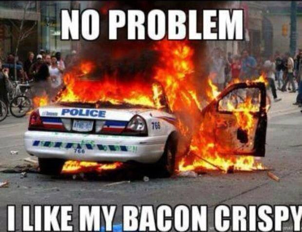I Like Crispy Bacon
