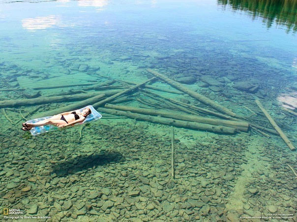 Clear Water in Montana