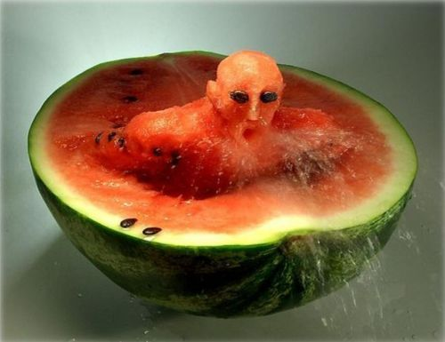 Watermelon Spewing