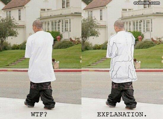 Low Pants Explained