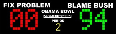 Nobama Score Board
