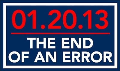 Nobama End of Error