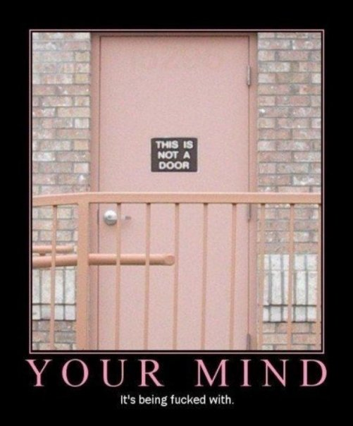 Your Mind Motivational Poster