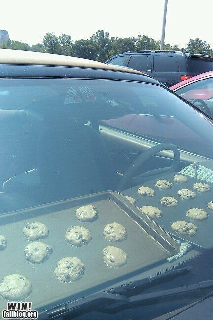 Heat Wave Cookies