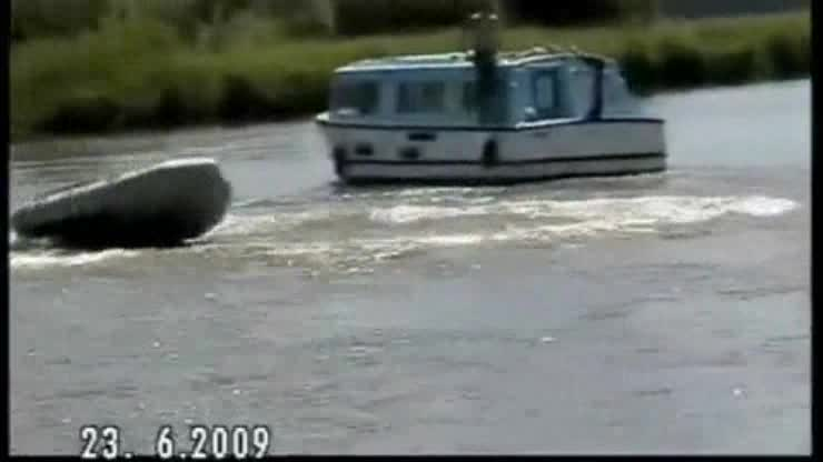 How to nearly get run over by your own boat...repeatedly!