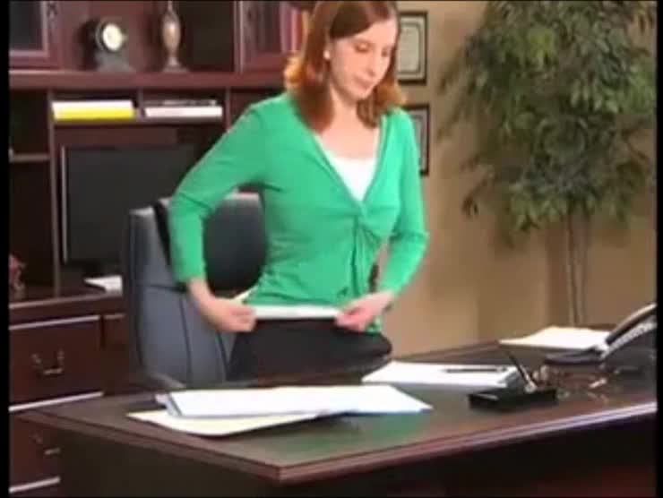 Parody of the Cami Secret Infomercial